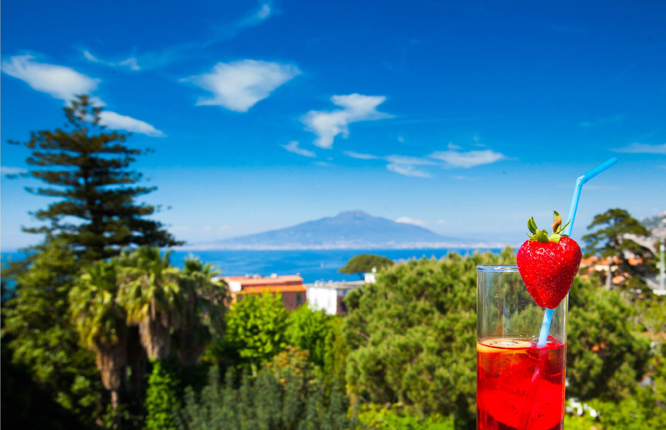 Hotel Con Vista Mare Napoli